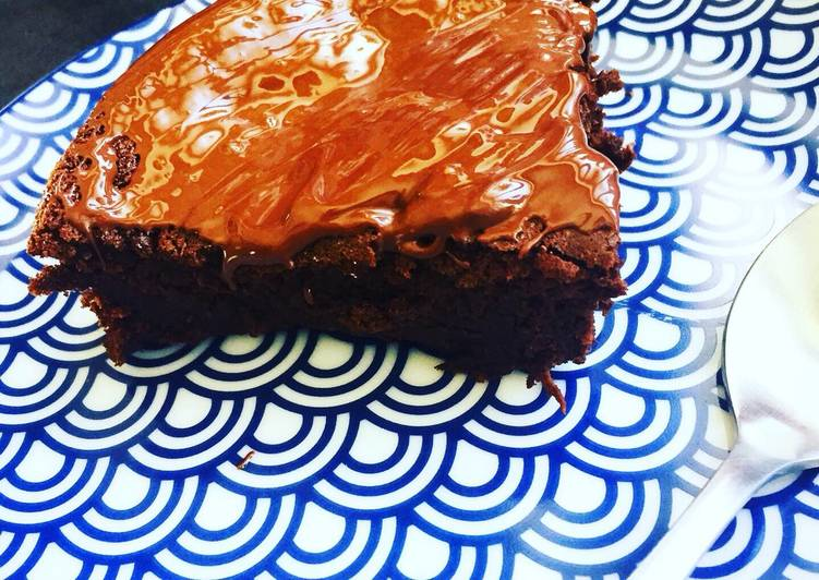 Easiest Way to Prepare Quick Gâteau Choco-courgette