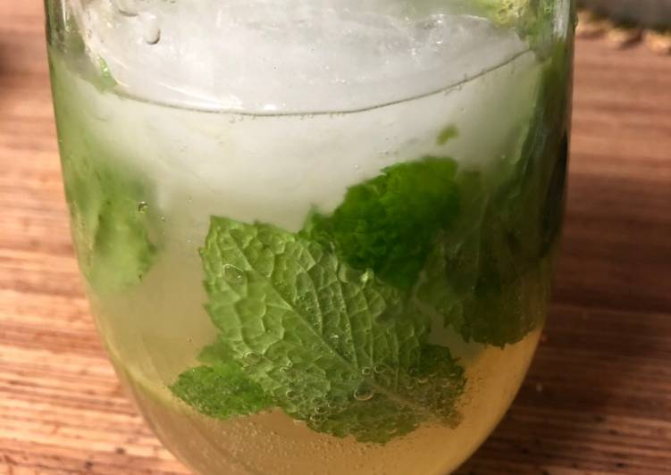 Recipe: Delicious Mojito for Grammy
