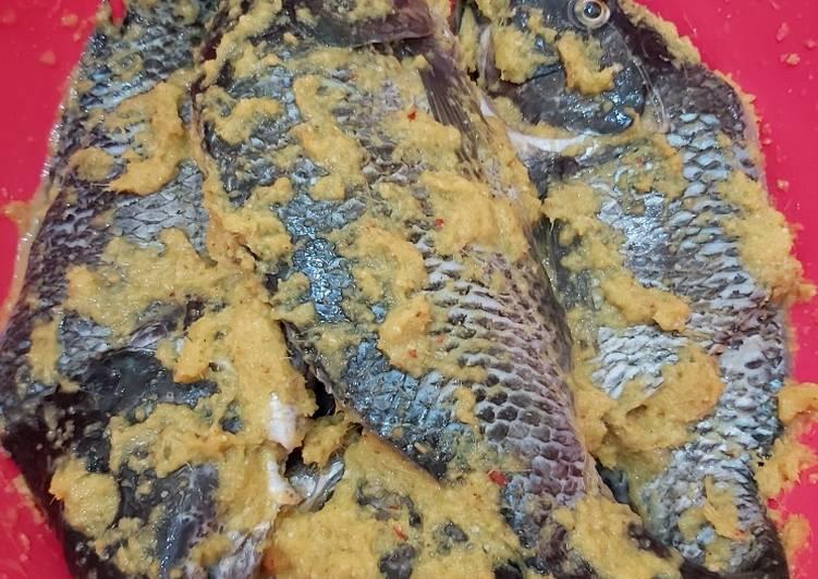 Bumbu ikan nila panggang