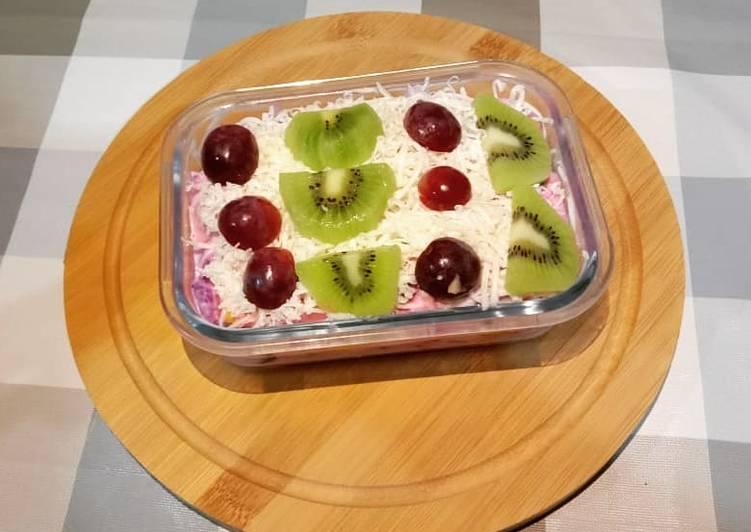 Fruit Salad (Salad Buah) - cookandrecipe.com