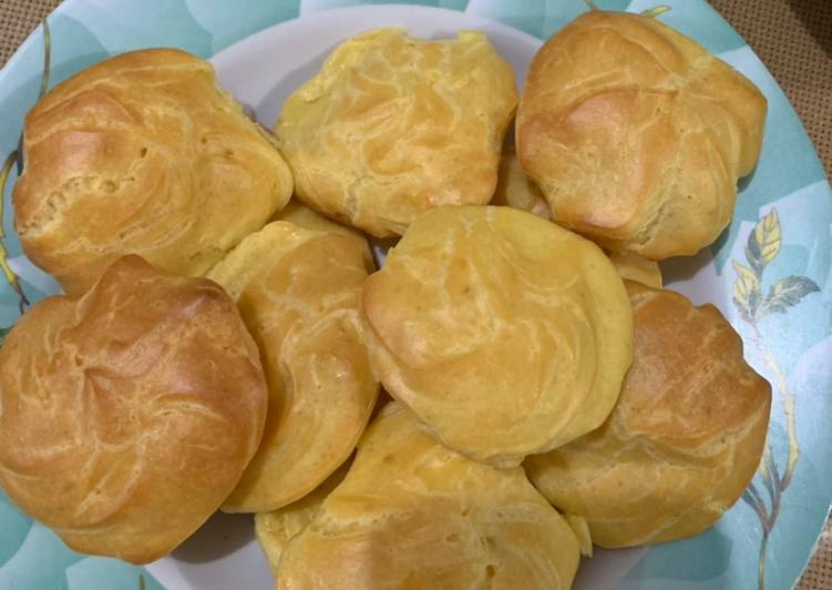 Cream Puff / Choux Pastry