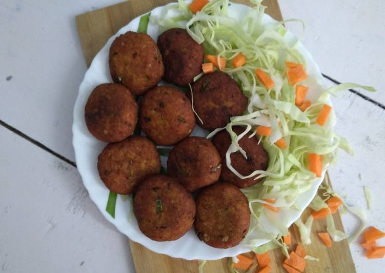 5 Minute Recipe of Ultimate YAM KEBAB (JIMIKAND KEBAB)