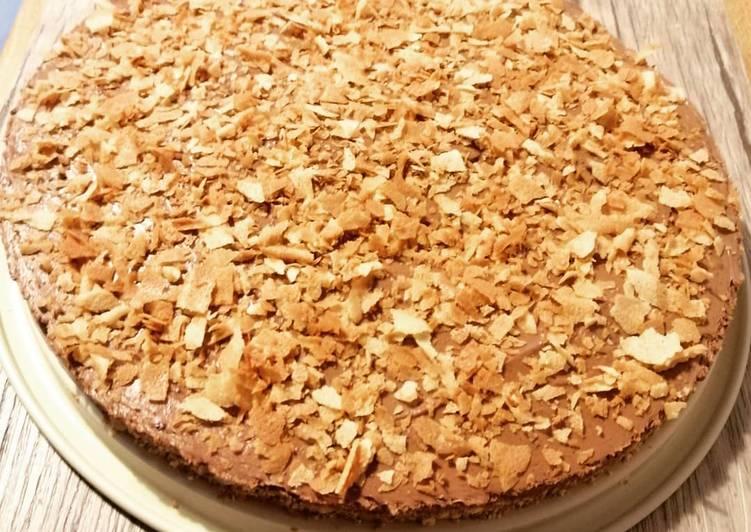 Cheesecake au nutella🇺🇸