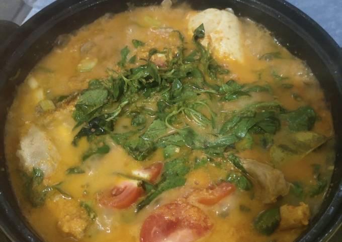 Ayam woku pedas ala pemula