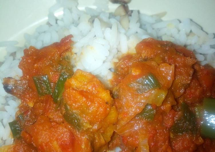 Step-by-Step Guide to Prepare Award-winning Rice and dried fish stew