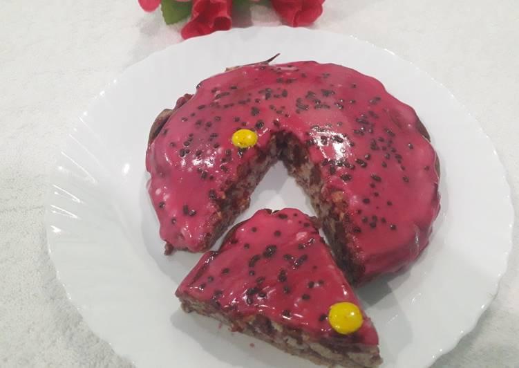 Steps to Prepare Award-winning Mix fruit cake