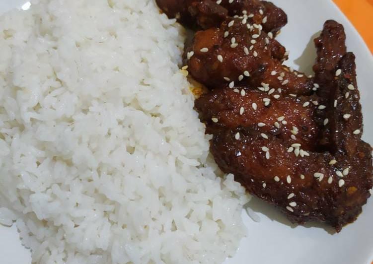 Ayam Goreng Gochujang 🇰🇷