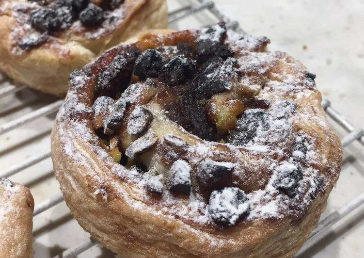 How to Make Award-winning Mince Pie Roulades