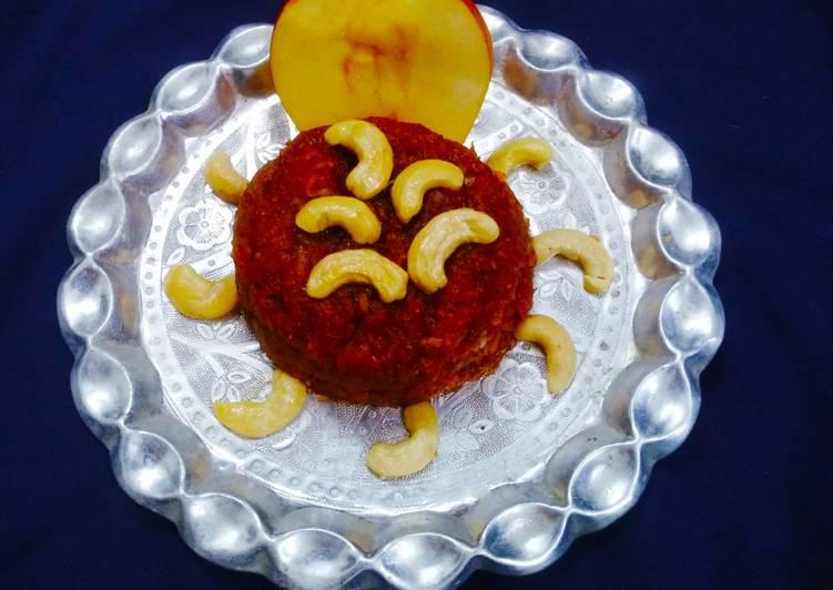 Recipe of Favorite Apple Halwa