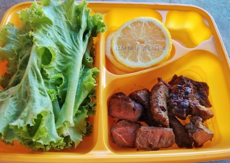 Cara membuat DIET MAYO DAY 1 (dinner)