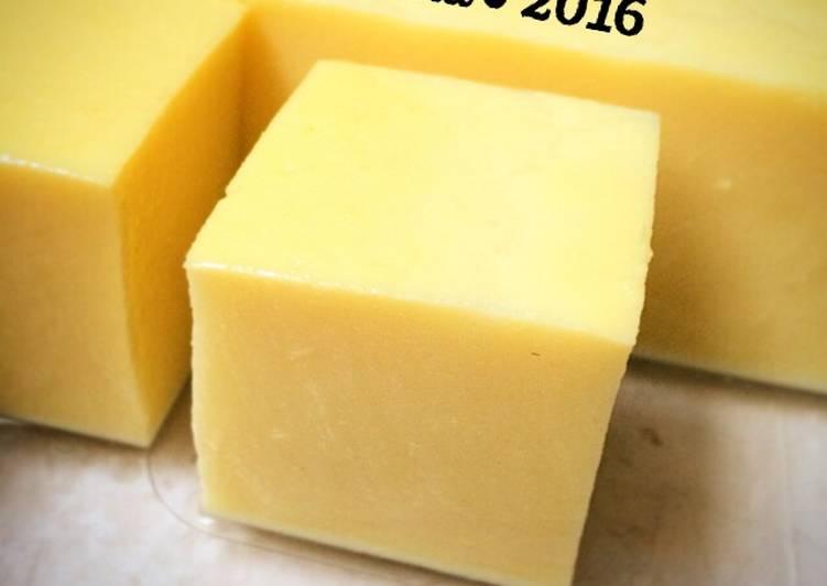 Sweetcorn Pudding / Puding Jagung Manis