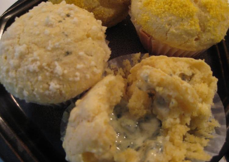 Blue Cheese Muffins