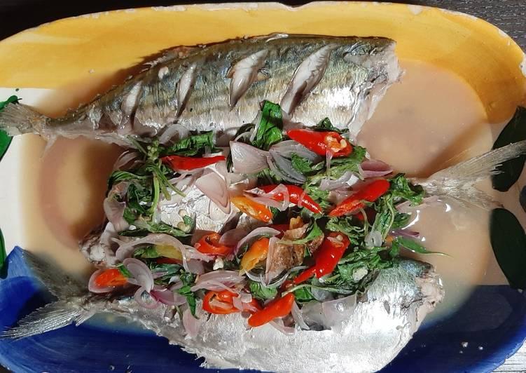 Ikan Kembung Asam