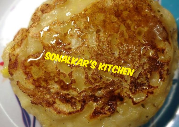 Recipe of Award-winning Fluffy Pancake