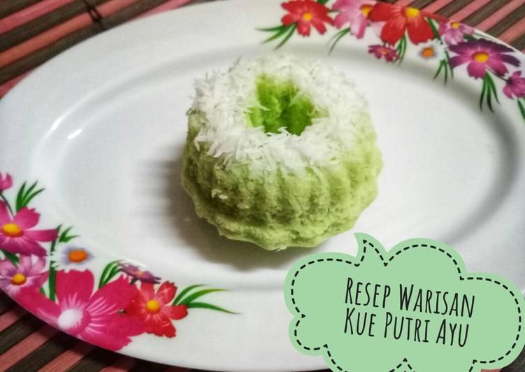 Kue Putri Ayu |Resep Warisan