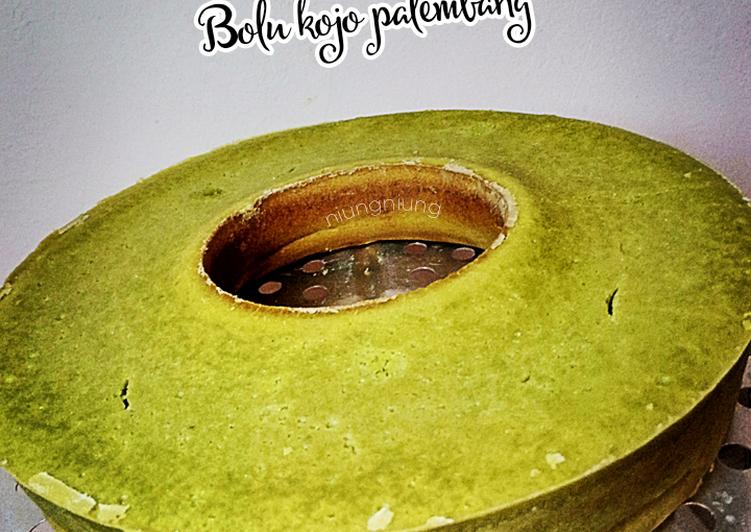 resep memasak Bolu kojo palembang - Sajian Dapur Bunda
