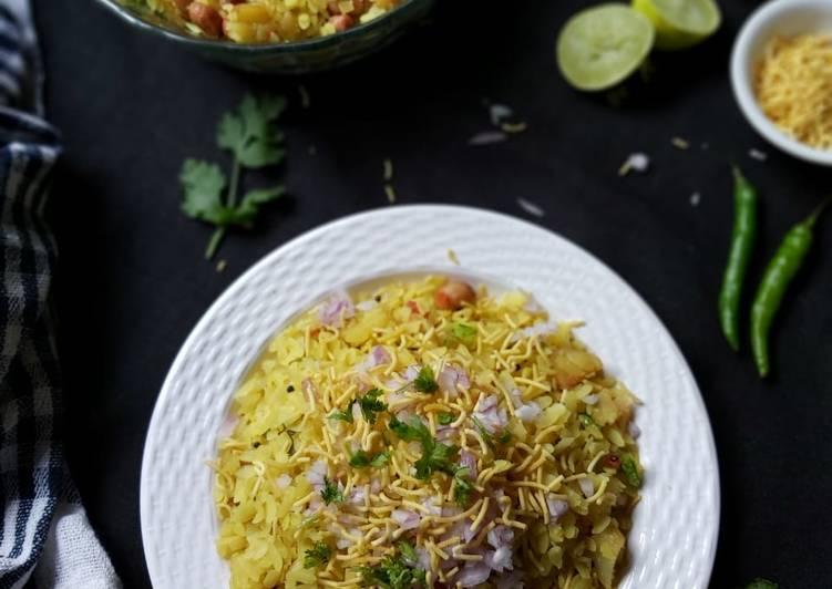 Simple Way to Prepare Ultimate Indori Poha