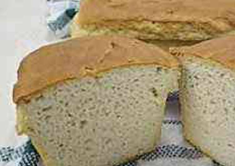 Brown Rice Bread Loaf