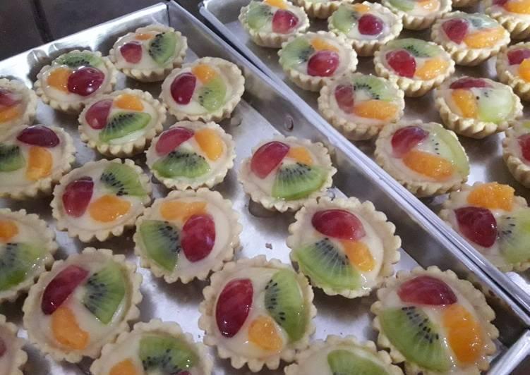 Resep Pie buah mini Bikin Laper