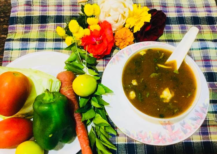 2 Things You Must Know About Mixed Veg Soup