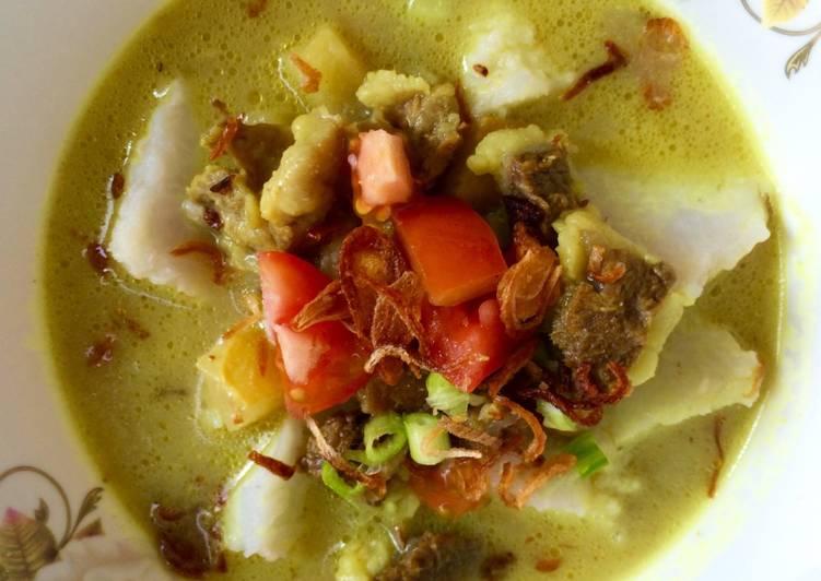 Resep Empal gentong khas Cirebon kaya rempah sederhana dan enak