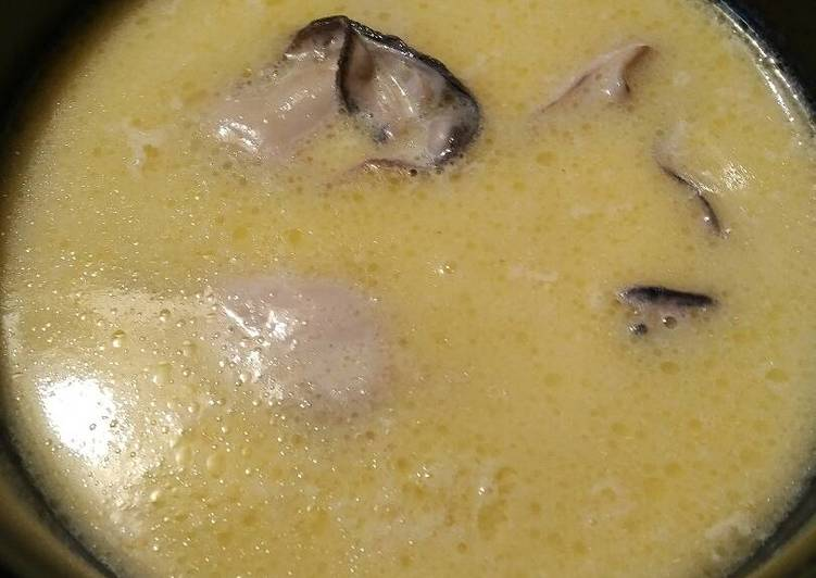 Easiest Way to Cook Yummy Oyster Stew