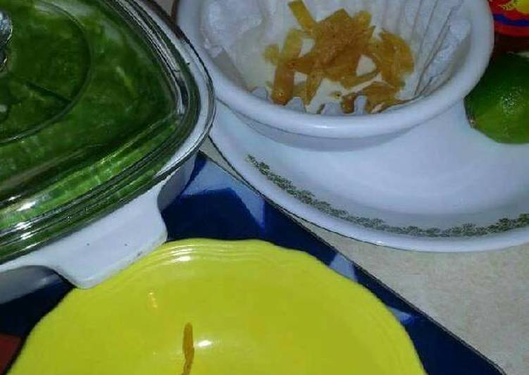 Step-by-Step Guide to Prepare Award-winning Guacamole Substitute