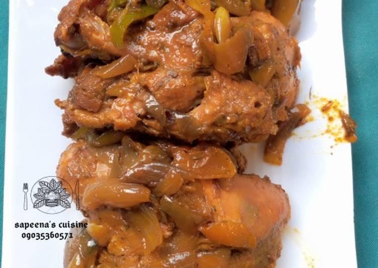 30 Minute Recipe of Blends Skillet chicken recipe