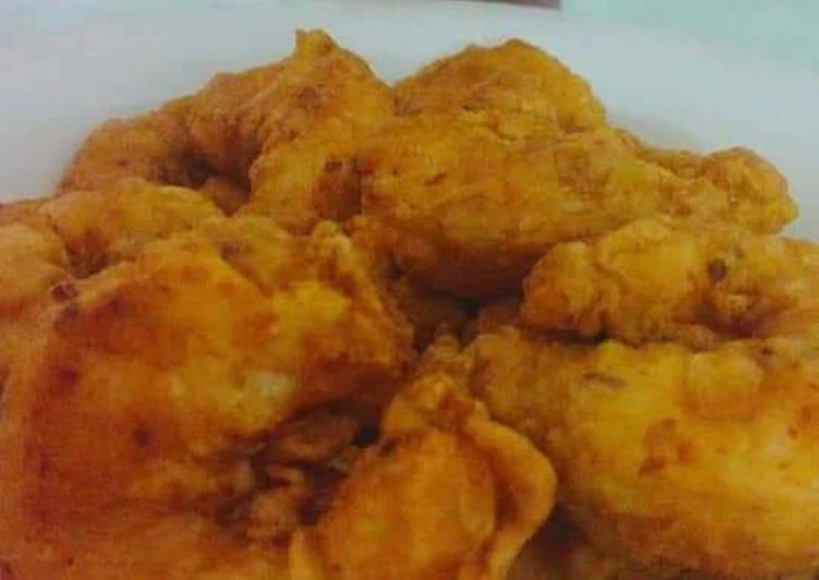 Recipe: Delicious Easy Crispy Fried Prawns