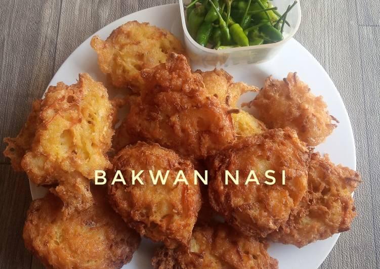 Bakwan Nasi
