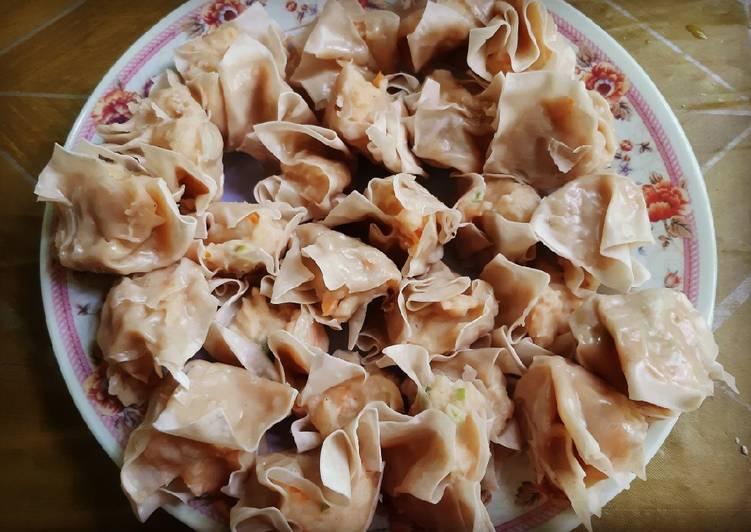 resep cara mengolah Batagor ayam udang