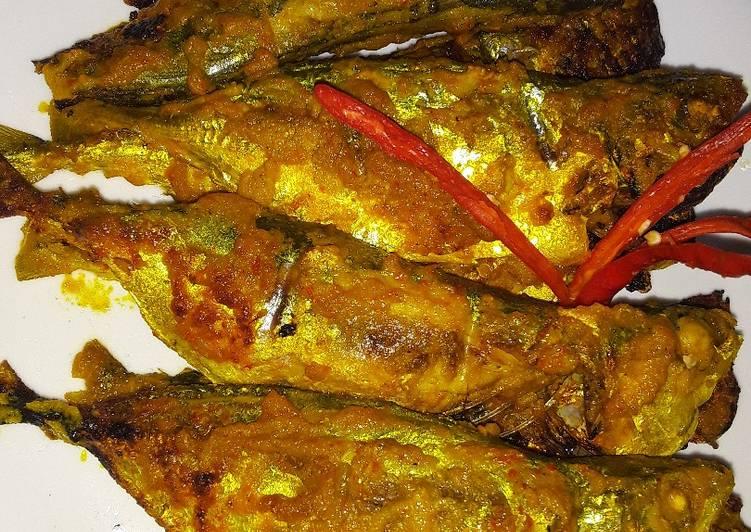 Ikan Bakar Bumbu