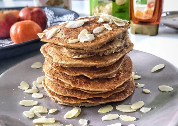 Comment faire Faire Appétissante Pancakes à la banane