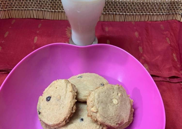 Recipe of Any-night-of-the-week Rajgira cookies