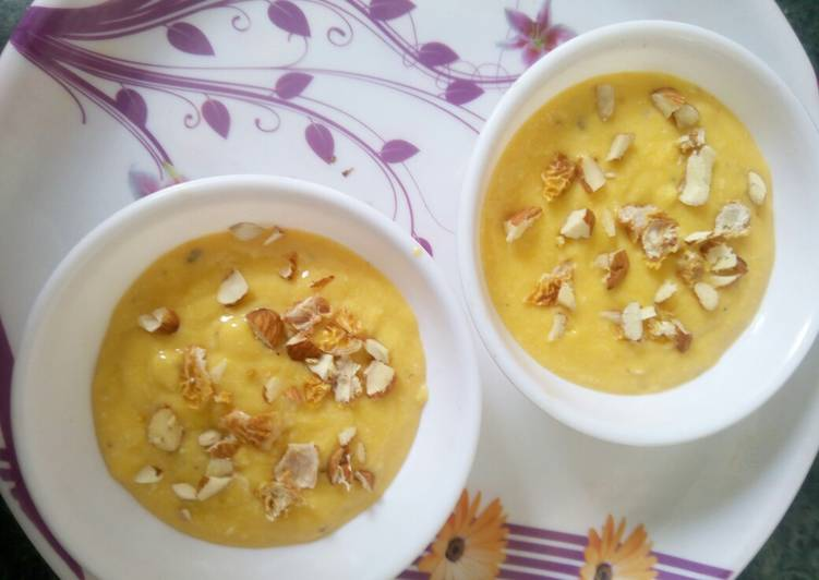 Selecting The Best Foods Can Help You Stay Fit And Also Healthy Aam Shrikhand