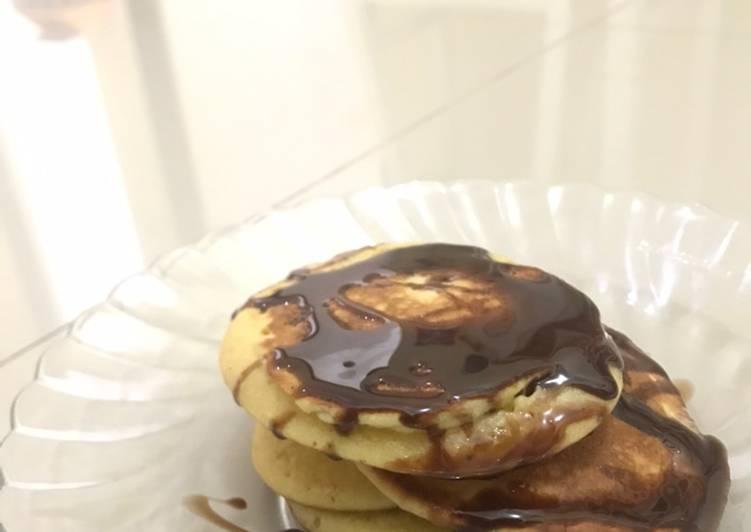 Resep Pancake Mudah Antiribet! Terbaik