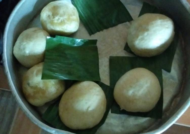 resep cara mengolah Bakpao lembut homemade