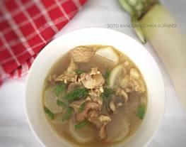 Soto Daging Sapi Dan lobak (soto bandung) #27