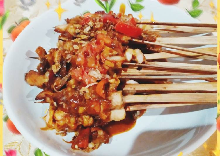 Sate Ayam Oven Endes