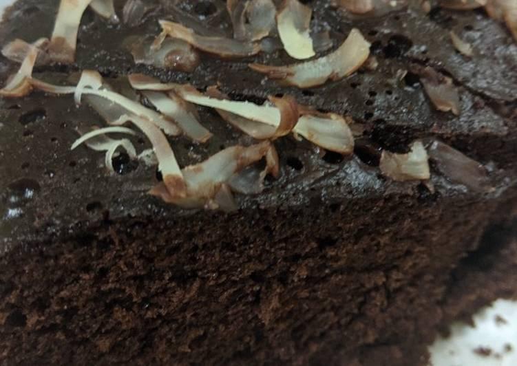 MANTAP @ Bagaimana membuat Blackfores kukus irit.. yang spesial