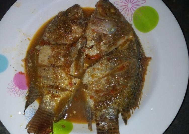 Fish pappe soup
