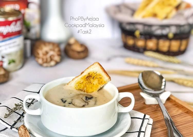 Mushroom Soup Instant