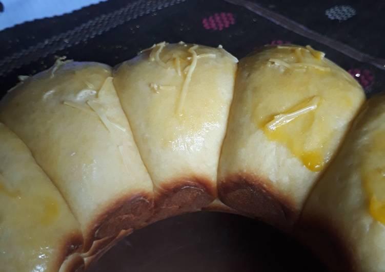 Roti Empuk Baking Pan
