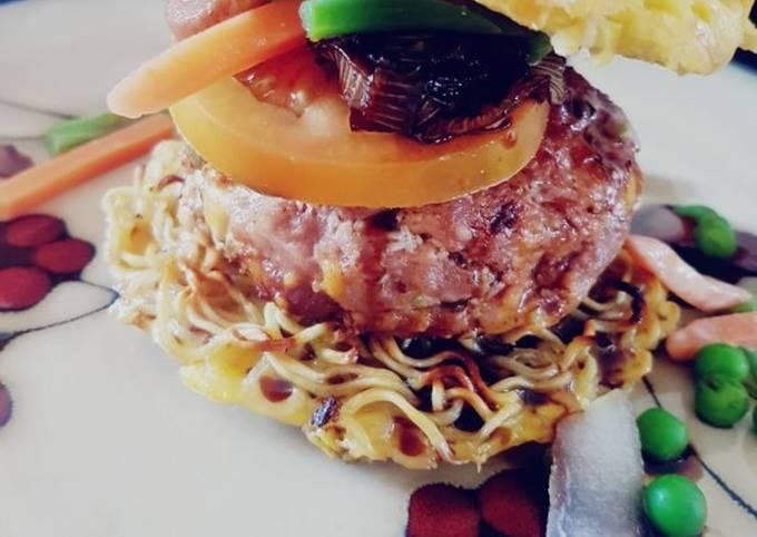 Thai Duck Burger