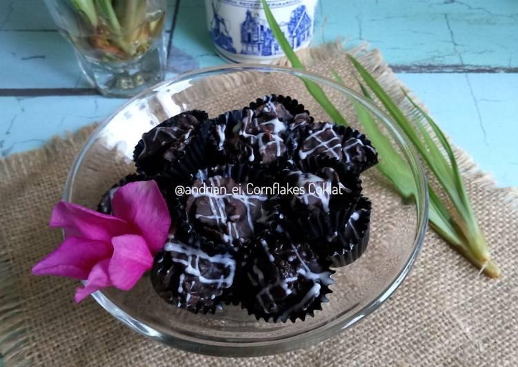 Cornflakes Coklat Kurma