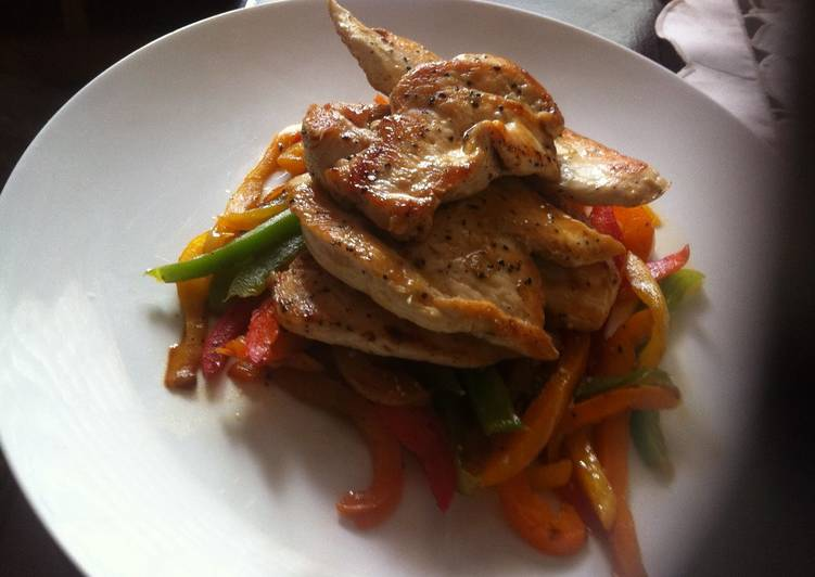 Como se preparar pollo a la plancha