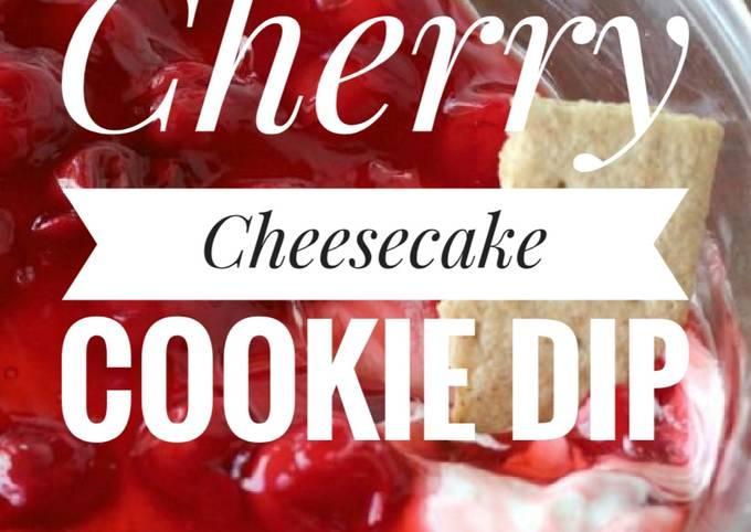 Cherry Cheese Cake Dip