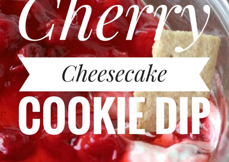 Cherry Cheese Cake Dip
