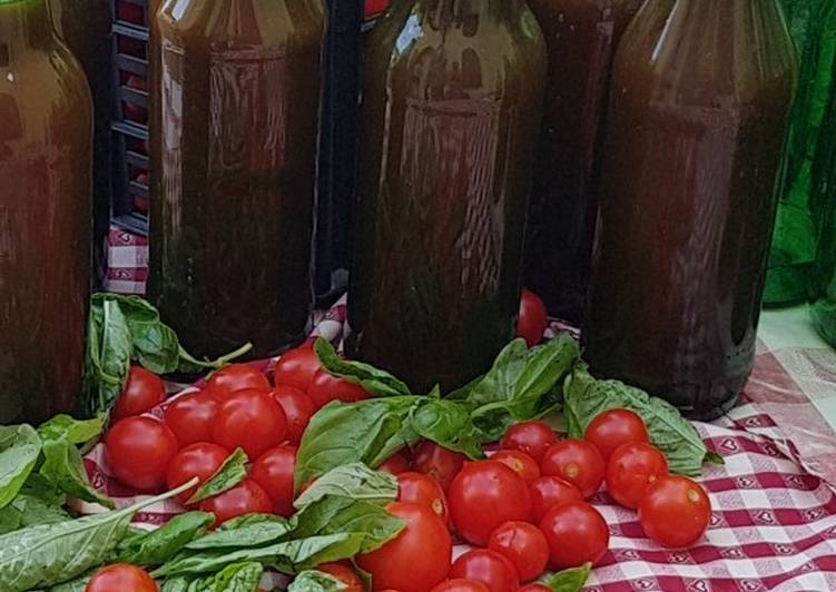 Ricetta Conserva di pomodoro di fine estate