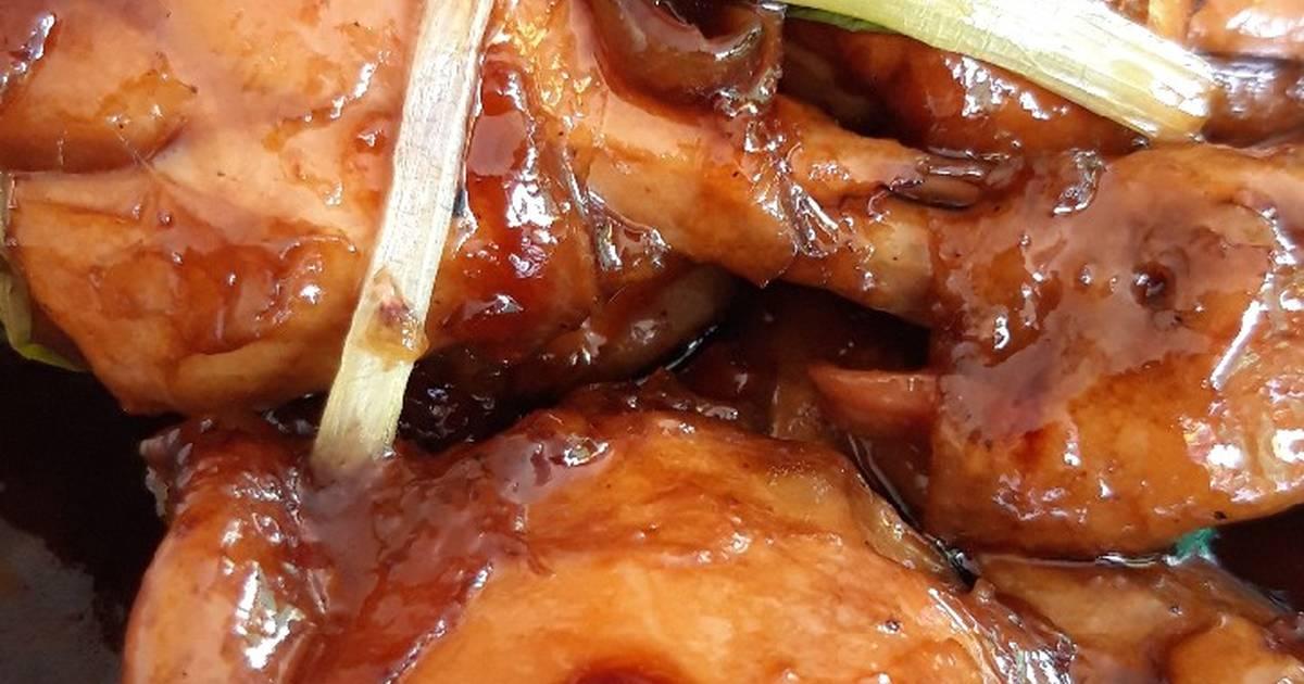 Ayam Kecap 🍗🍗 Saus Tiram Nikmat